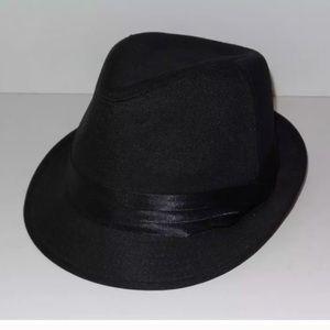 Bebe celebrity fedora felt hat
